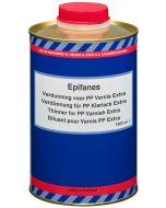 Epifanes Verdunning voor PP vernis Extra 1 ltr