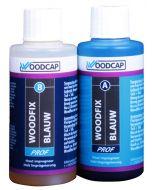 Woodcap Woodfix Blauw Prof 200 cc