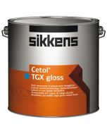 Sikkens Cetol TGX Gloss 2,5 ltr