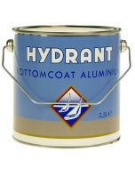 hydrant bottomcoat aluminium 2,5 ltr