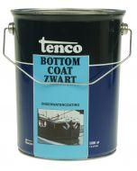 tenco bottomcoat zwart 5 ltr