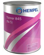 hempel thinner 845 (no. 5) 08451 0,75 ltr