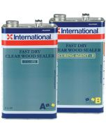 international clear wood sealer A