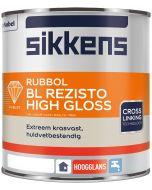 Sikkens Rubbol BL Rezisto High Gloss (wit) 1 ltr