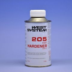 West Systems Verharder 205 Fast