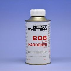 West Systems Verharder 206 Slow