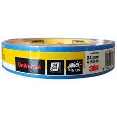 3m tape blauw 25mm