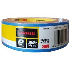 3M scotch tape blauw 2090 36 mm 50 mtr