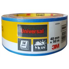3M scotch tape blauw 2090 48 mm 50 mtr