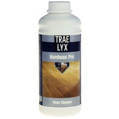 trae lyx hardwax pro floor cleaner 1 ltr