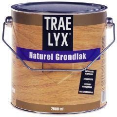 traelyx naturel grondlak 2,5 ltr