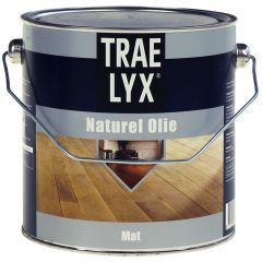 trae lyx naturel olie 2,5 ltr