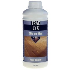 Trae Lyx olie en wax floorcleaner 1 ltr