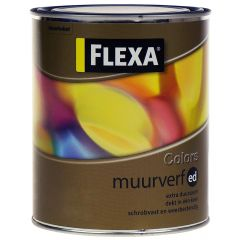 Flexa Colors Muurverf ed 1 ltr