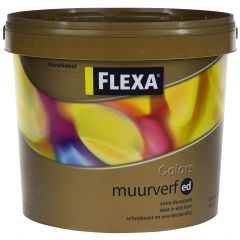Flexa Colors Muurverf ed 5 ltr