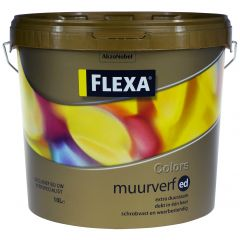 Flexa Colors Muurverf ed 10 ltr