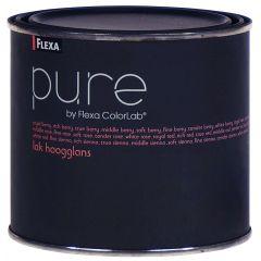 Flexa Pure Lak Hooglans 0,5 ltr