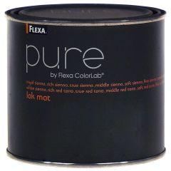 Flexa Pure Lak Mat 0,5 ltr
