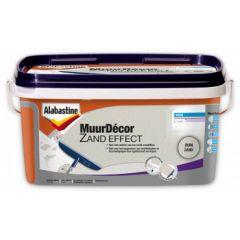 Alabastine MuurDécor Zand Effect 5 ltr