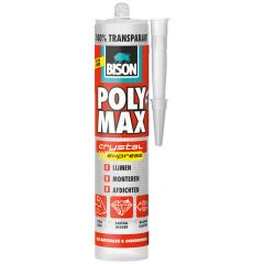 Bison Poly Max Crystal Express Transparant 300gram
