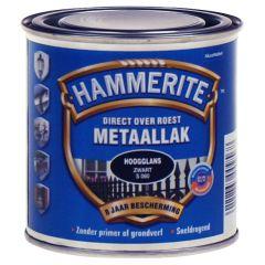 Hammerite Metaallak Hoogglans 0,25 ltr
