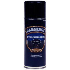 Hammerite Hittebestendige lak mat zwart 0,4 ltr