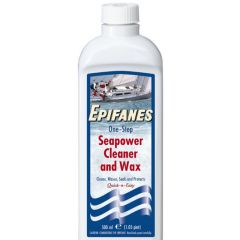 Epifanes Seapower Cleaner and Wax 0,5 ltr