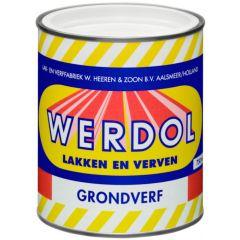 Werdol Grondverf 0,75 ltr
