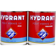 Hydrant Poly Vernis UV 2 ltr