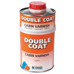 De IJssel Double Coat Cabin Varnish 0,75 ltr