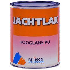 De IJssel Jachtlak Hooglans PU 1 ltr