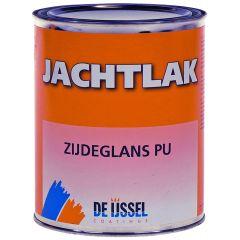 De IJssel Jachtlak Zijdeglans PU 1 ltr
