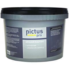 Pictus Allround muurverf 5 ltr