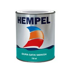 Hempel Dura-Satin Varnish 02040