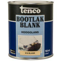 Tenco Bootlak blank 0,75 ltr