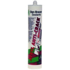 Den Braven Acryl Anti-Crack koker (wit) 0,31 ltr