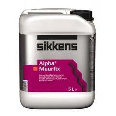 sikkens alpha muurfix 5 ltr