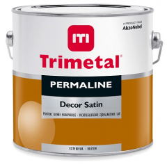 trimetal permaline decor satin 1 ltr