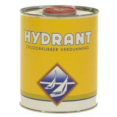 hydrant chloorrubber verdunner