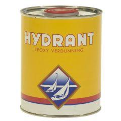 hydrant epoxy verdunning
