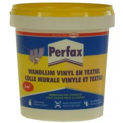 perfax vinyl-textiellijm 0,75ltr