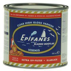 epifanes blanke bootlak 0,5 ltr