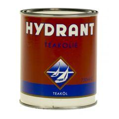 hydrant teakolie 0,75 ltr