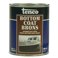 tenco bottomcoat brons 1 ltr
