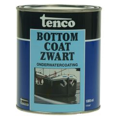tenco bottomcoat zwart 1 ltr