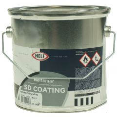 nelfamar sd coating ,25 ltr wit