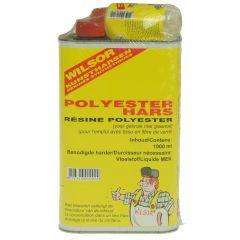 wilsor polyesterhars 1 ltr