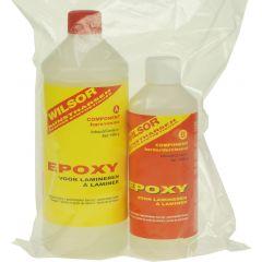 wilsor epoxyhars 1,4 ltr