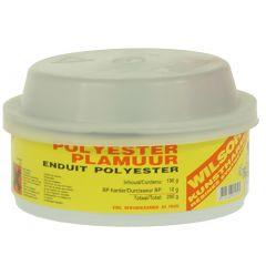 wilsor polyesterplamuur 0,2 kg