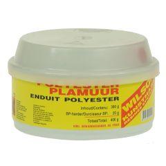 wilsor polyesterplamuur 0,4 kg